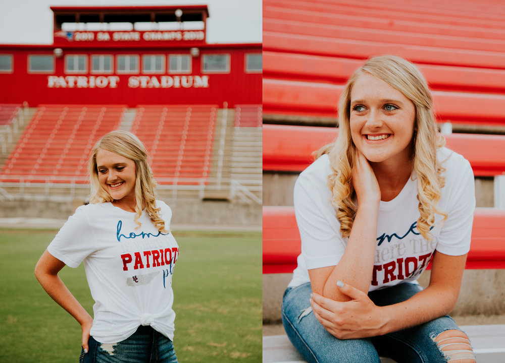 paris, tn senior photos