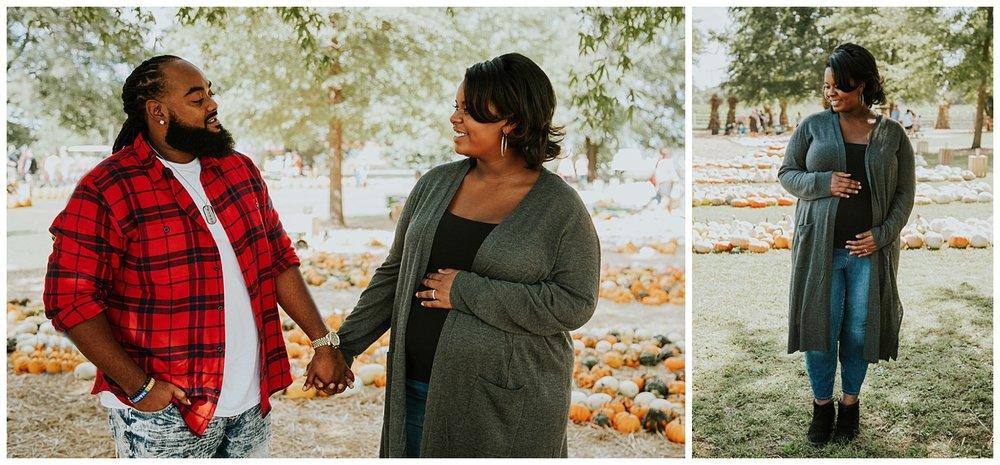 East TN Maternity Photos