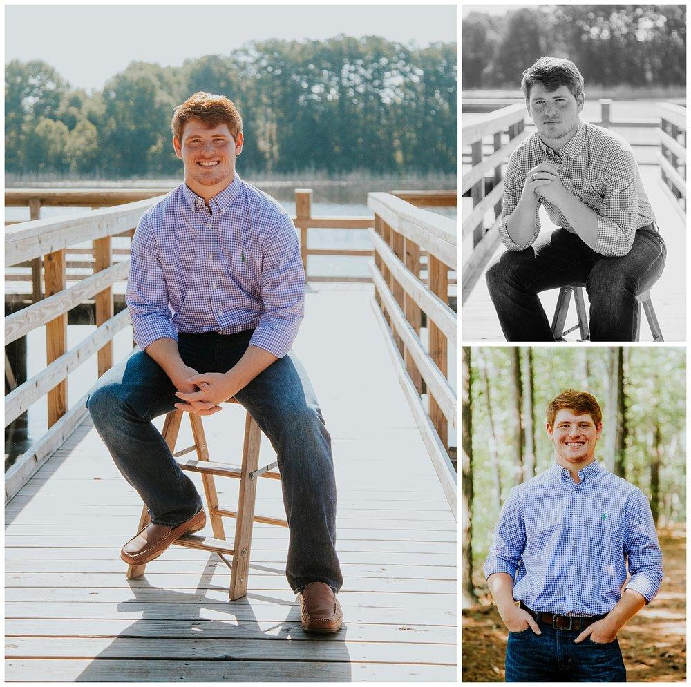 Knoxville, TN Senior Photos