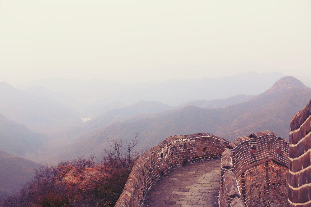 Amavi Studio | Great Wall of China