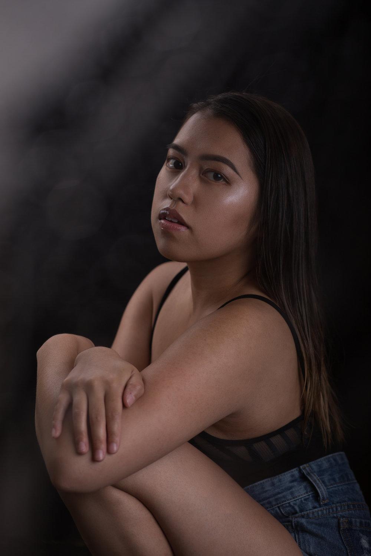 Model: Pana Vue Photographer: Katherina Vang Assistant: Victoria Vang