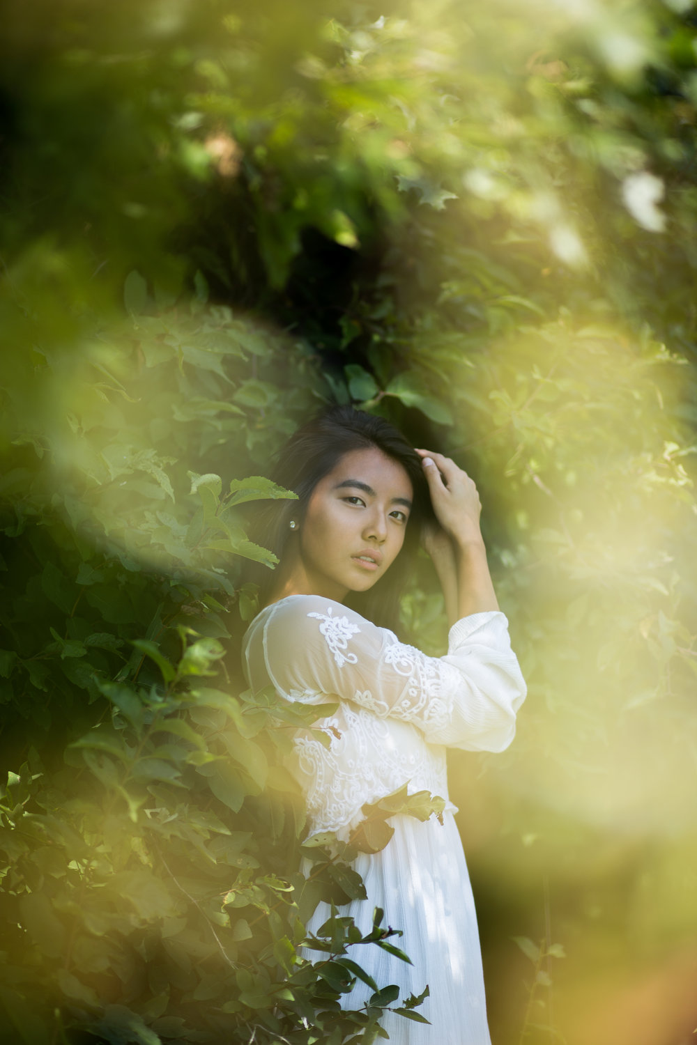 Model: Julianna Thao Photographer: Katherina Vang