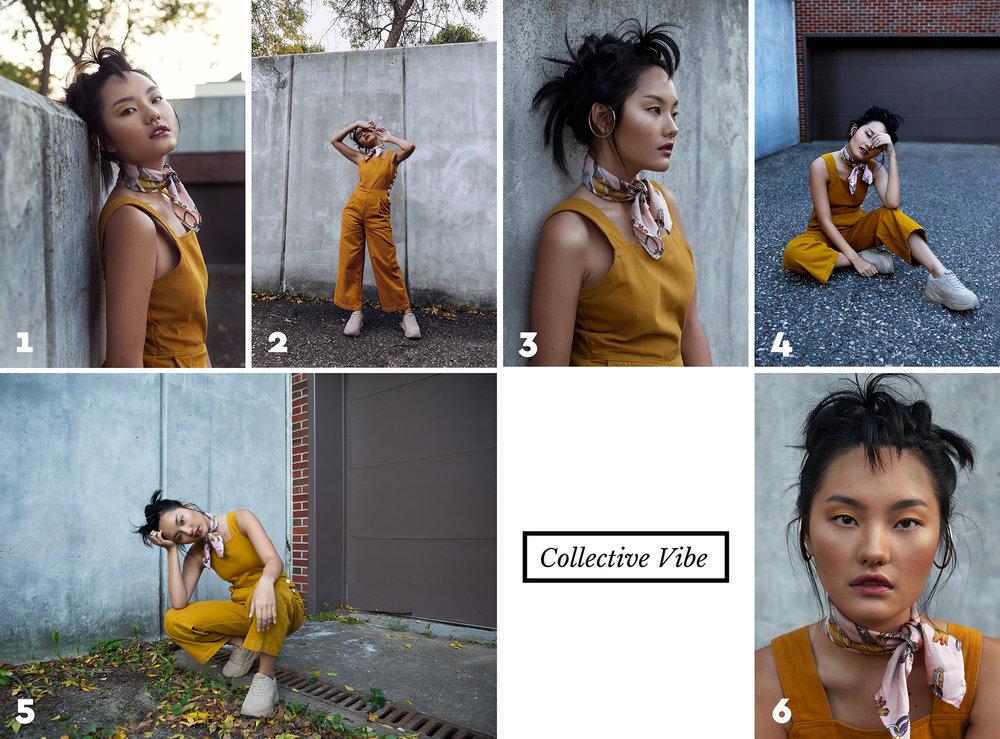 Look 1 - Avina Yang