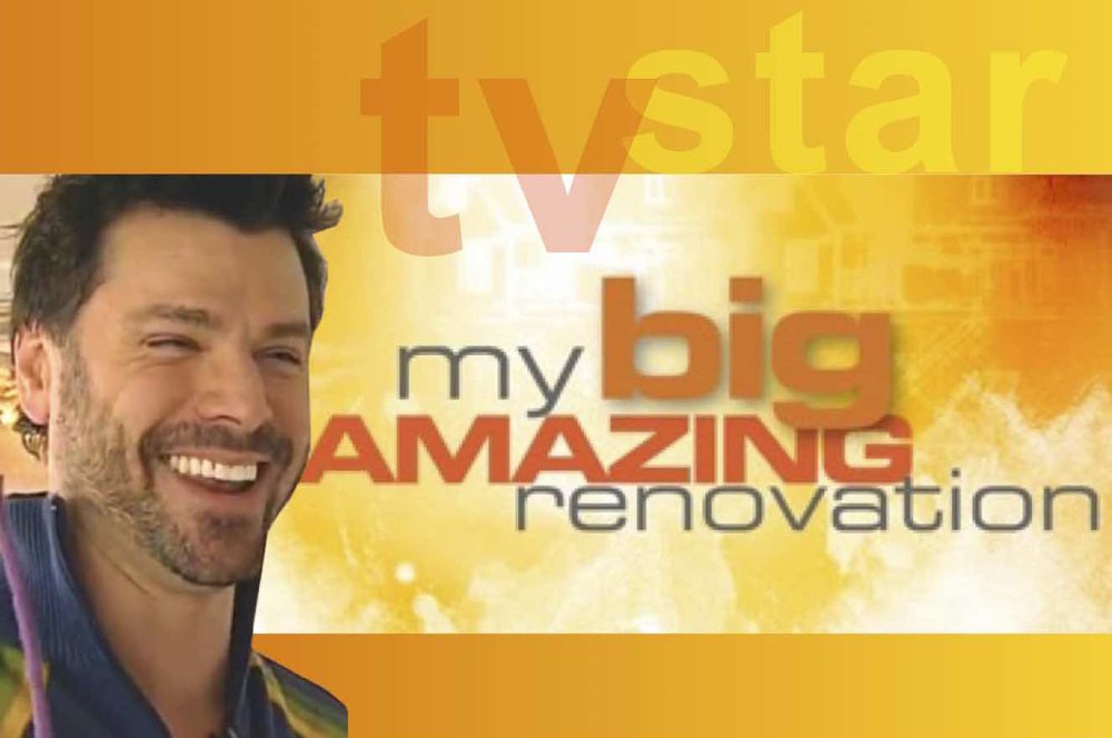 Check out Cary's show on HGTV.