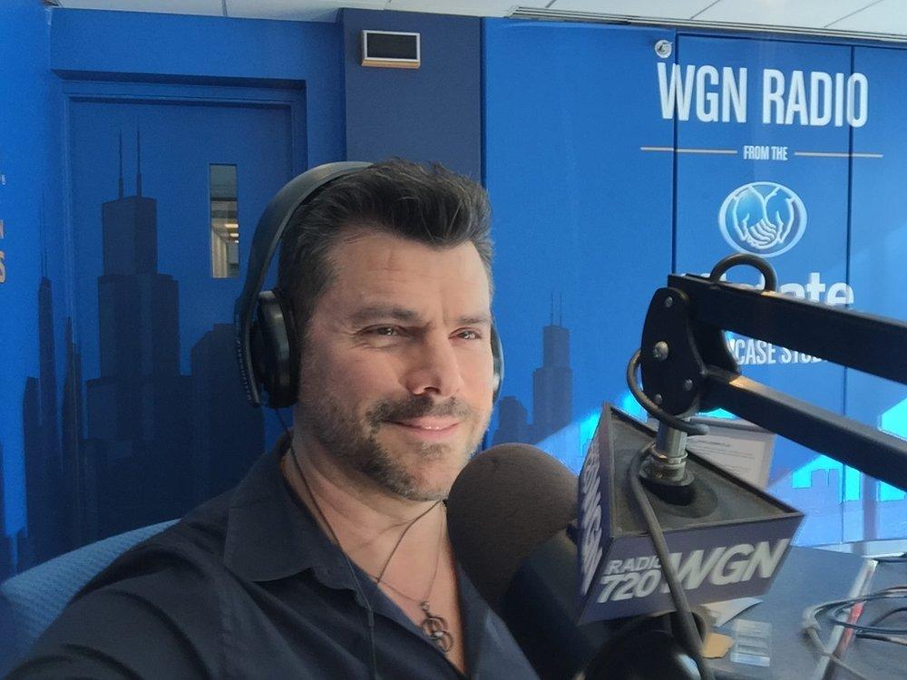 me on WGN radio - Dec 2016.JPG