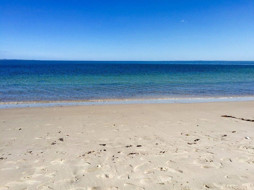 Moesgård strand