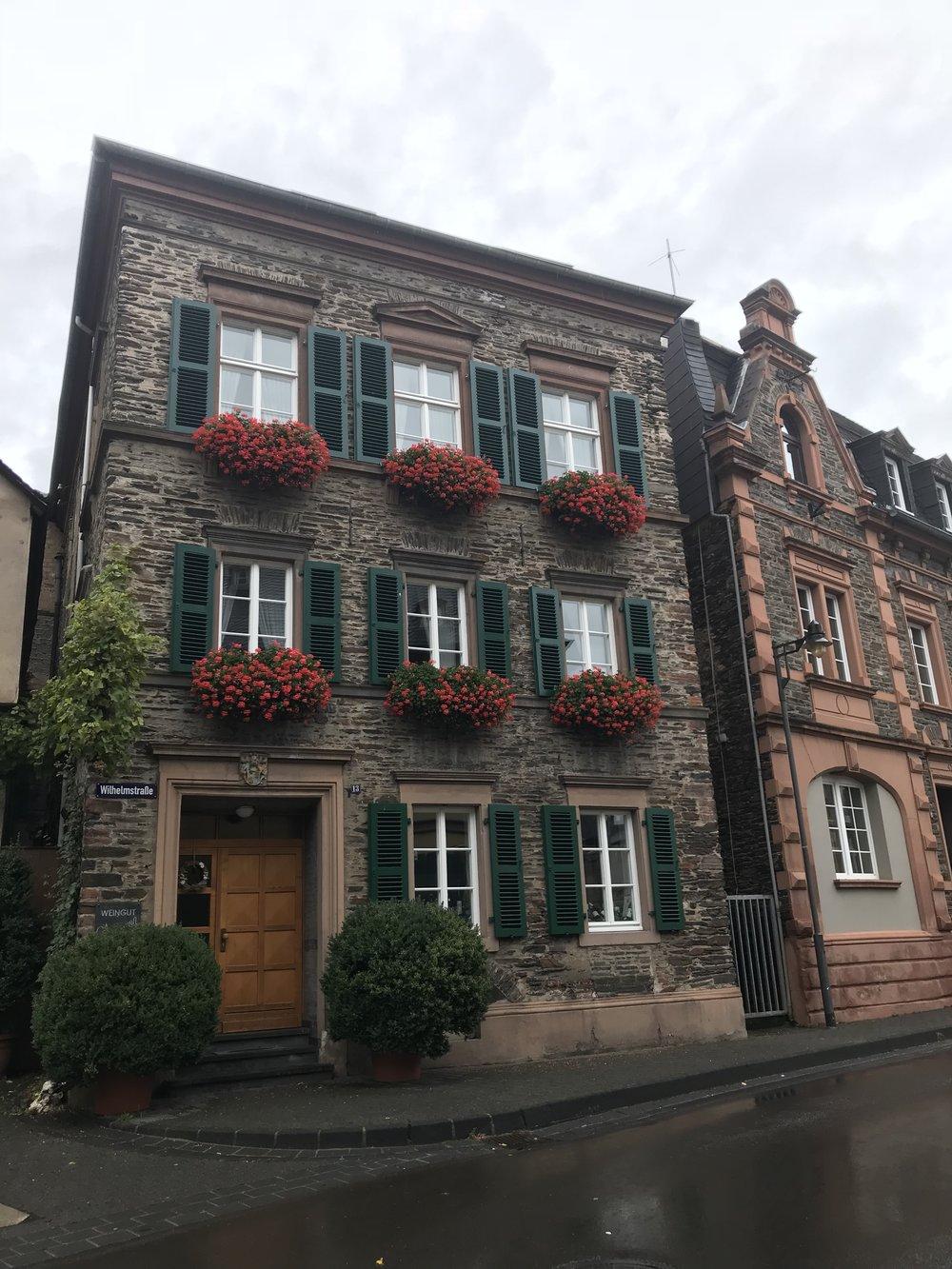 Gute und schöne Häuser in Traben-Trarbach