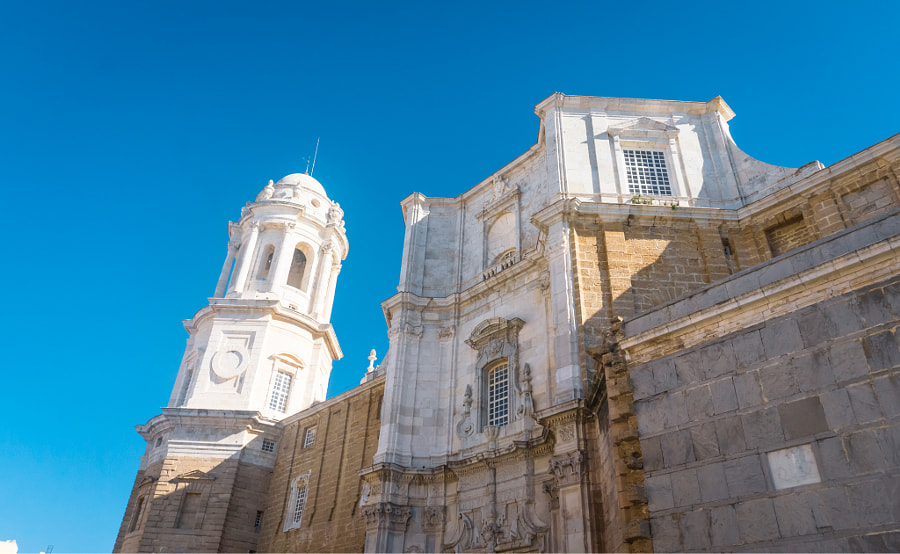 Church in Cadiz