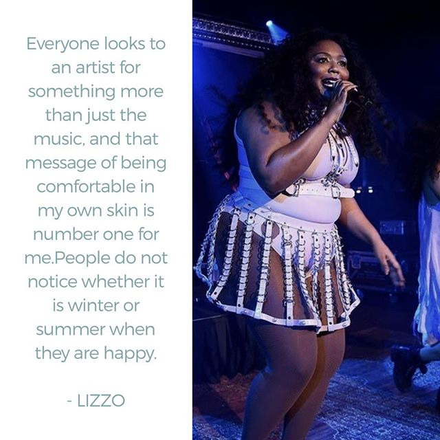 "#BacksideStories #MondayMotivation We #Love @Lizzobeeating ""Everyone looks to an artist for something more than just the music, and that message of being comfortable in my own skin is number one for me."" -Lizzo #BodyPositivity #BodyImage #SelfEsteem #SelfCare #BlackGirlMagic #Music #Fashion #BlackGirlsRock #Unstoppable"