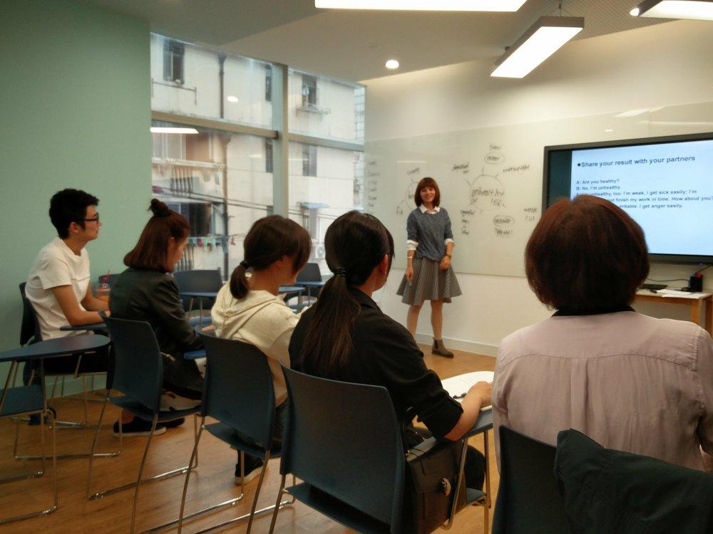 CertTESOL Teaching Practice