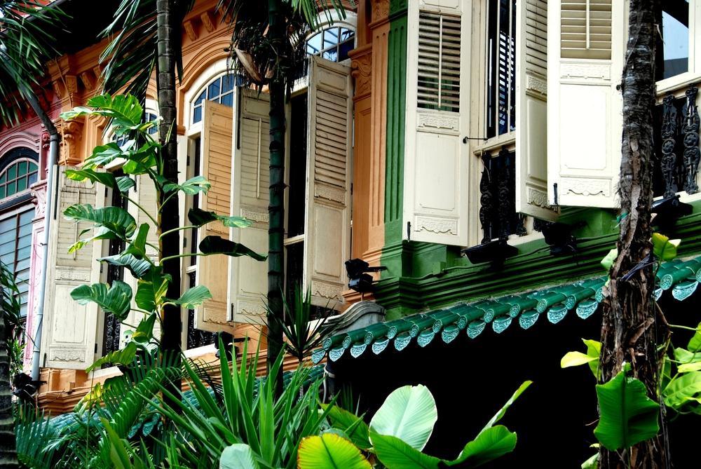Architectural Singapore