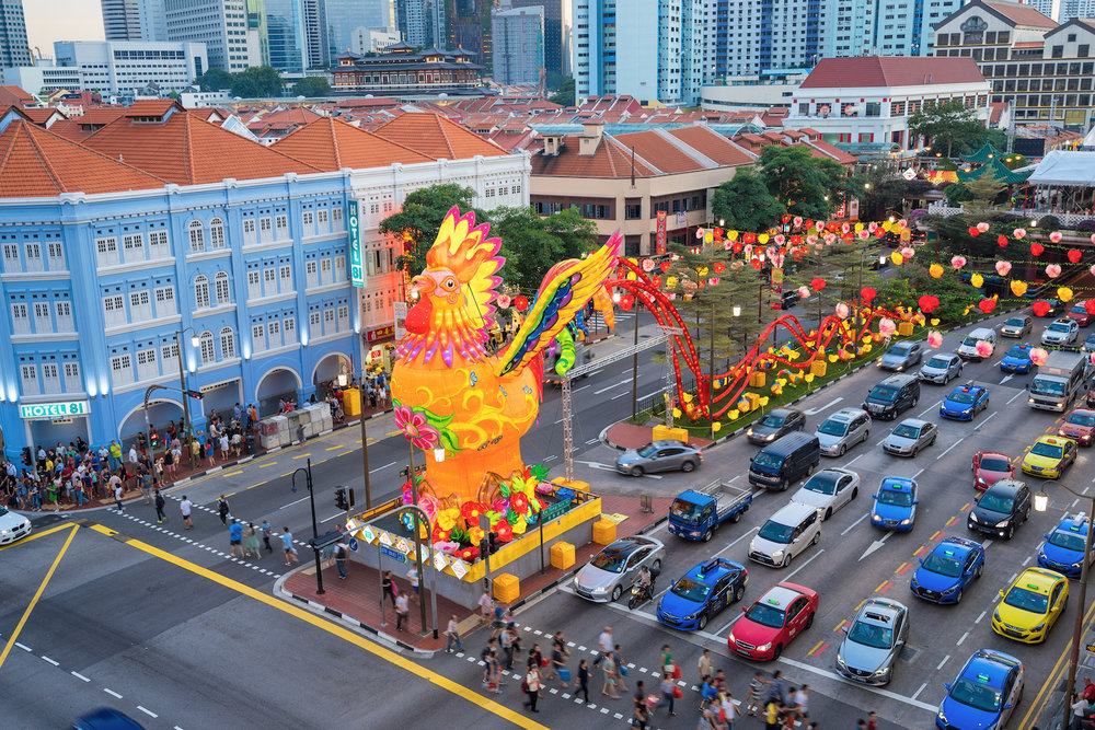 Copy of Festivals & Faith in Singapore
