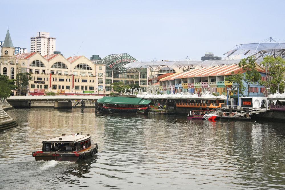 Historical Singapore