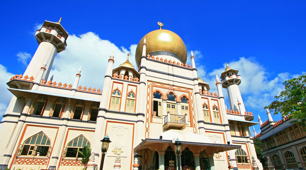 Ethnic Enclaves in Singapore
