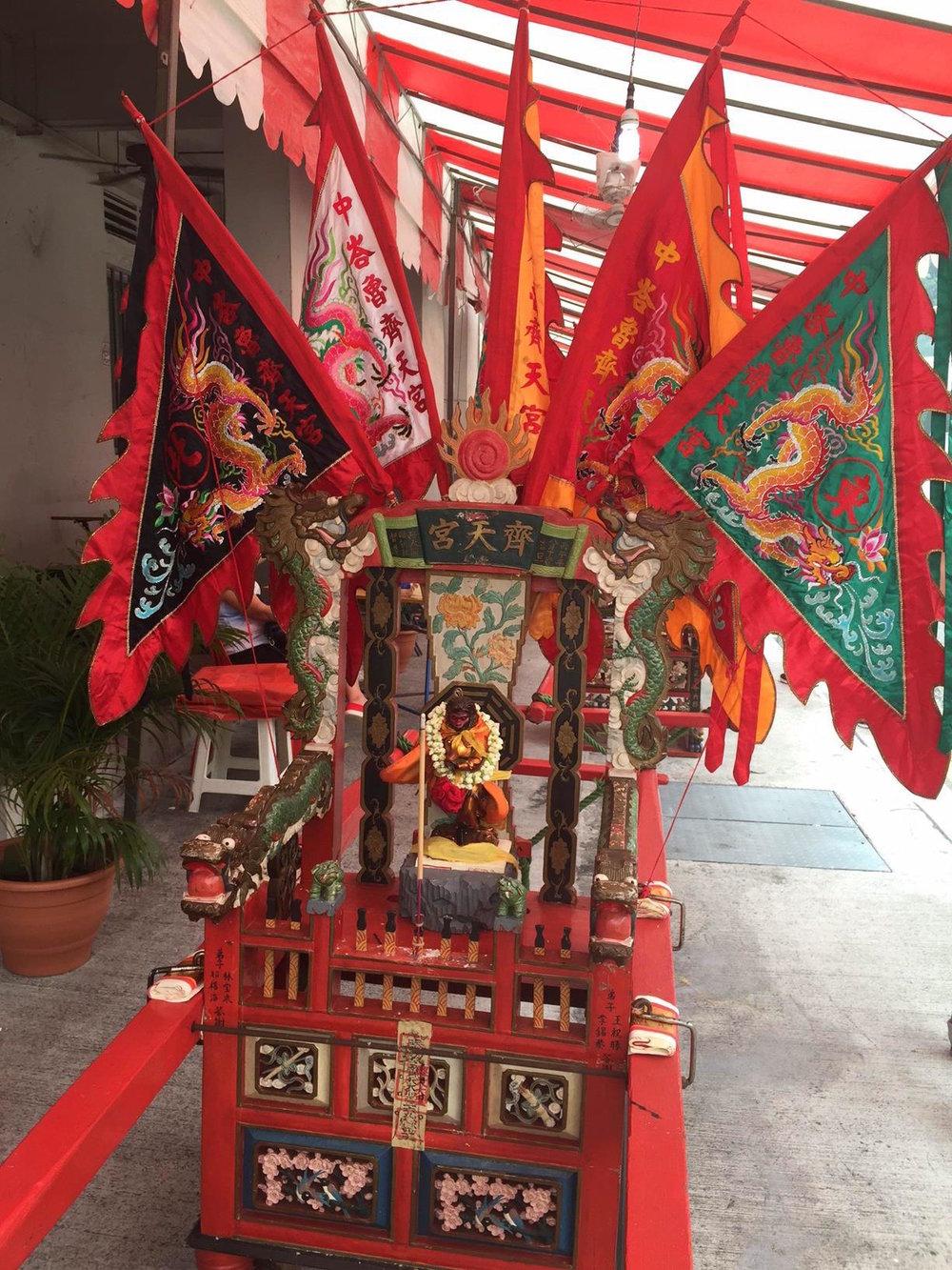 Monkey God festival procession.JPG
