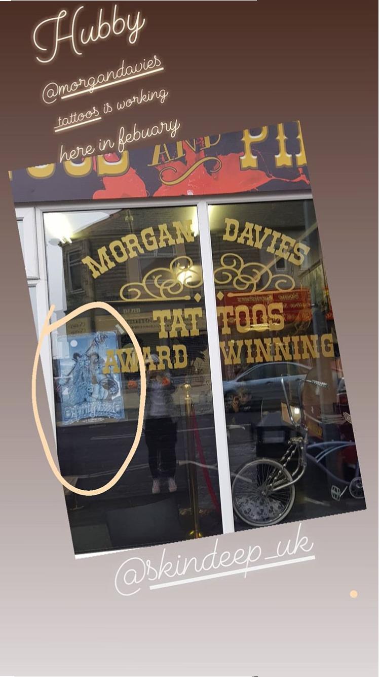 Morgan Davies Tattoo Studio
