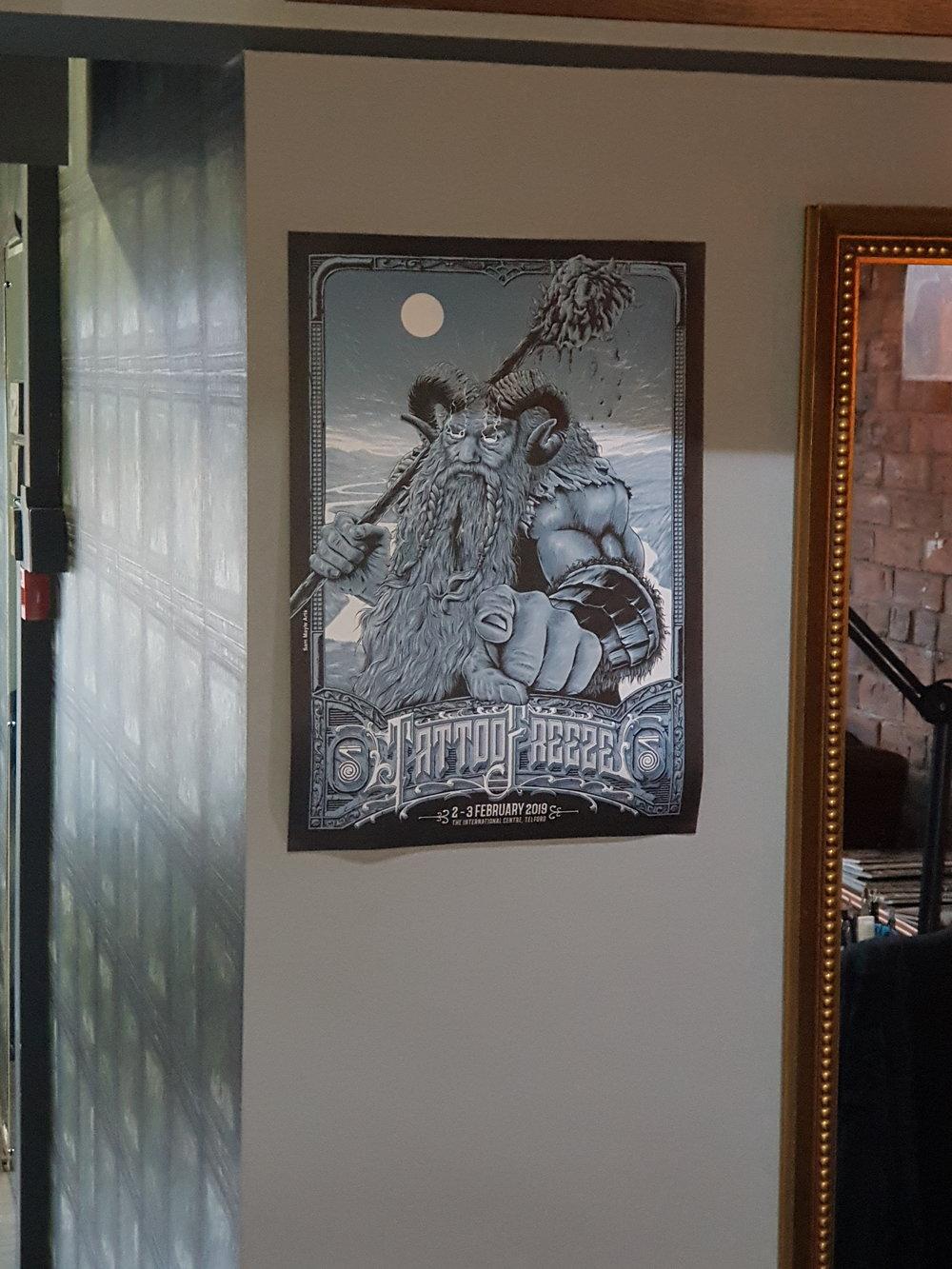 Scott Laidlaw, Drawing Room