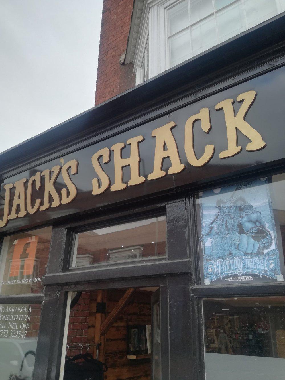 Jacks Shack Tattoo Studio