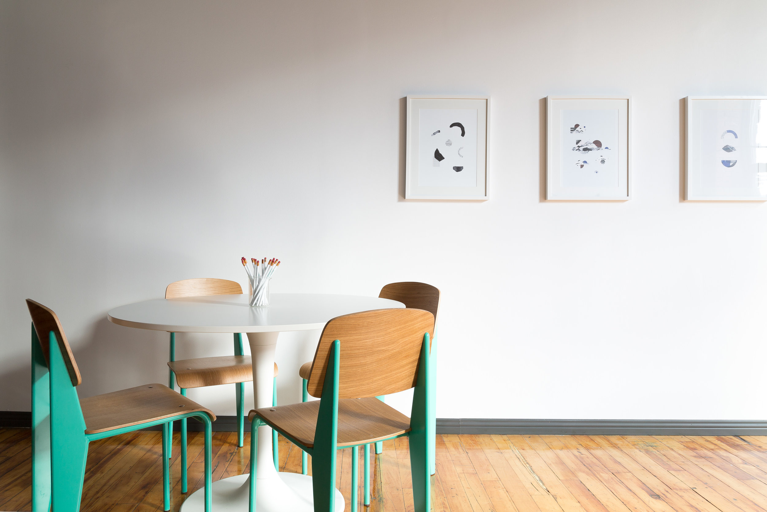 Duvarlarda koyu renk nasıl kullanılır
