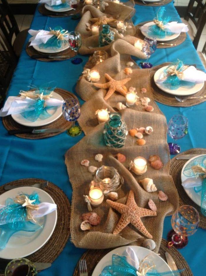 deniz yıldızı dekorasyon
