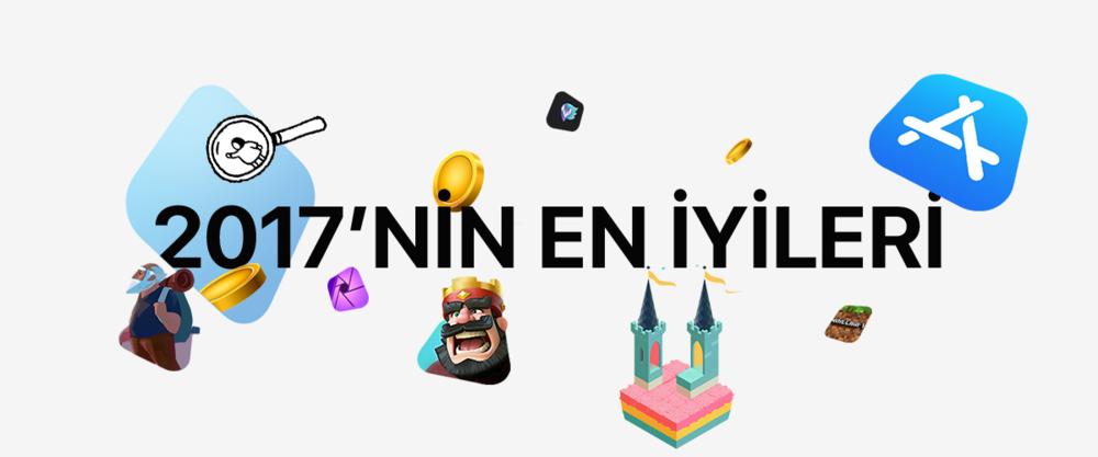 App Store 2017 en iyiler armut