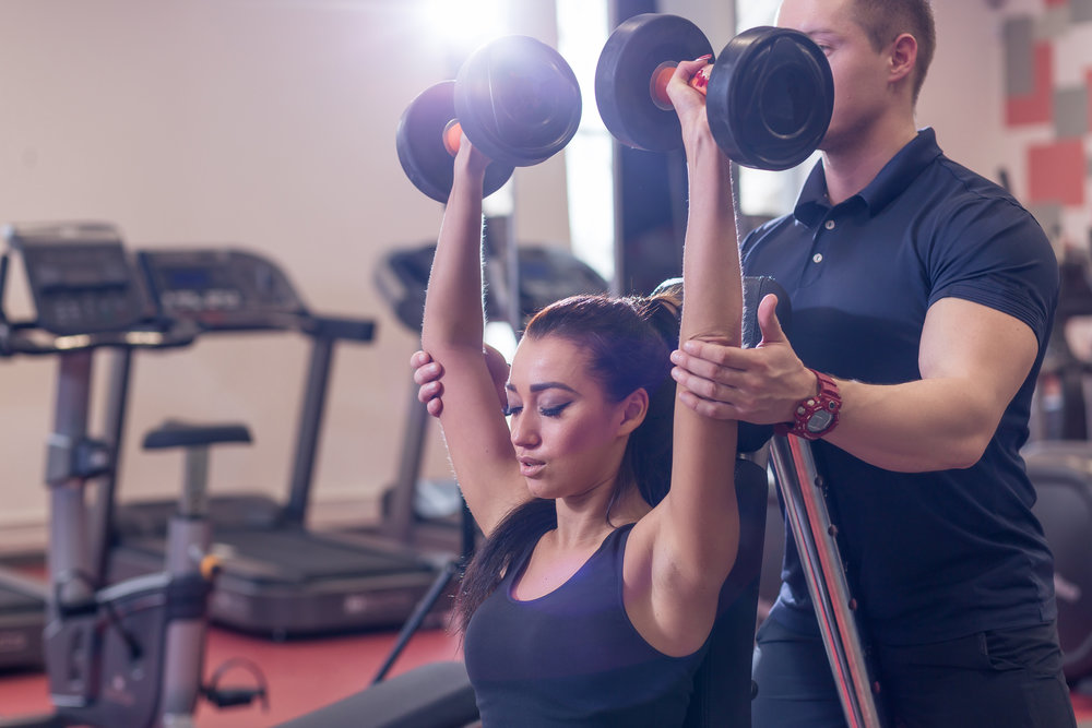 Personal Trainer -