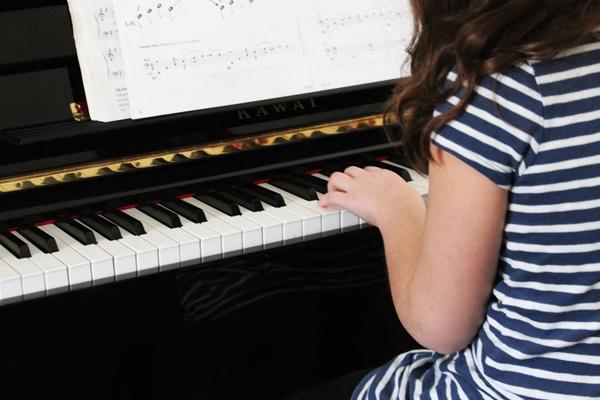 Piyano Özel Ders -