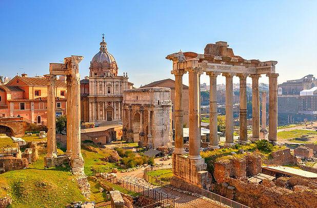 3. Rome