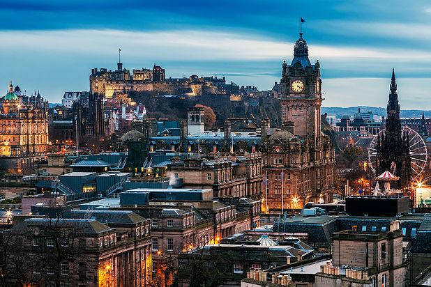 8. Edinburgh