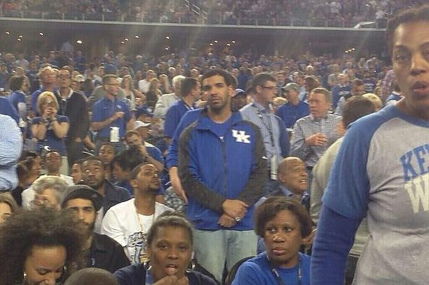 (When Drake thought he went to University of Kentucky)