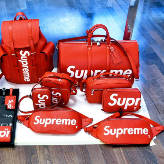 There Are A Variety Of Bags Available In This Bright Red Hue Including Duffle Backpacks Messenger And Steamer Trunks