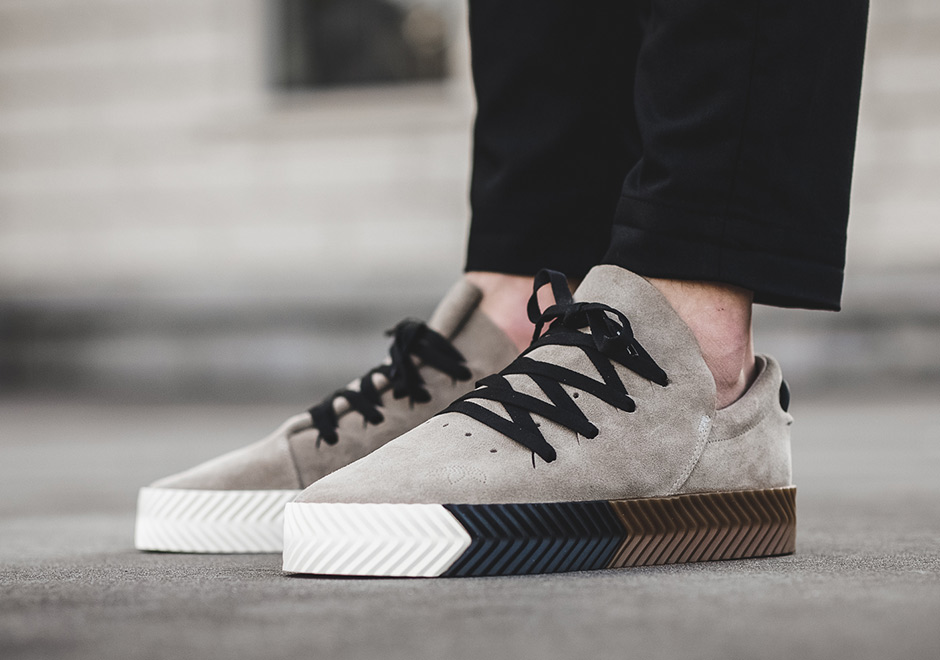 huge discount 0a546 c6ce3 Former Balenciaga creative director Alexander Wang has embarked on a new  venture - the skate shoe. The third release by adidas Originals by Alexander  Wang ...