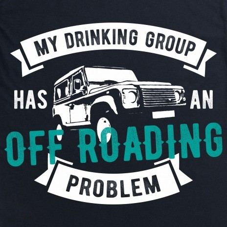 LRO Off Roading Problem T Shirt_2.jpg