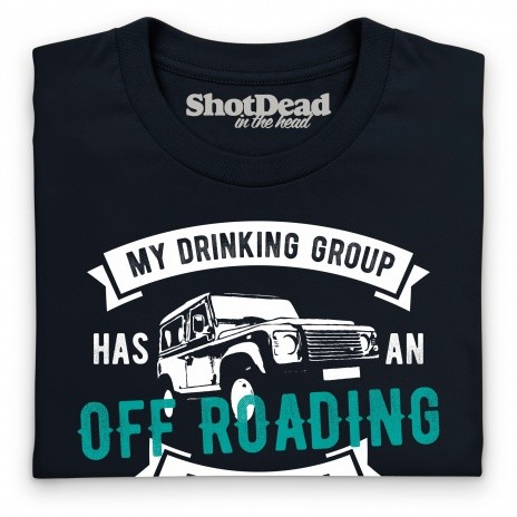 LRO Off Roading Problem T Shirt_3.jpg