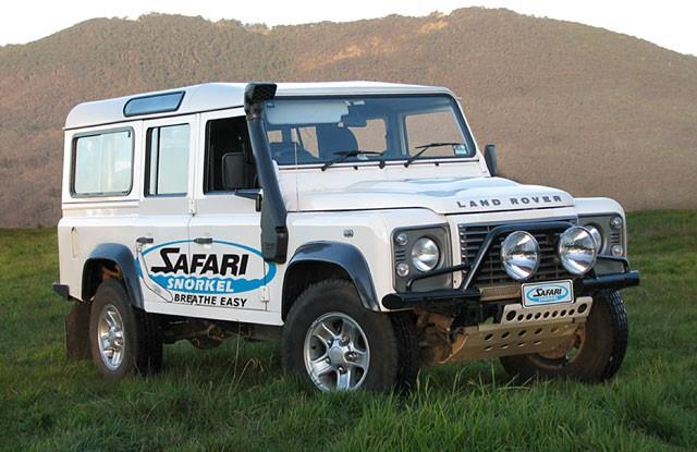 Safari Defender Td5 : Tdci (ABS) Snorkel_3.jpg