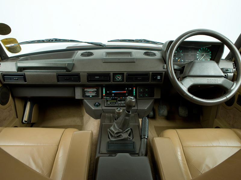 Ask LRO: How can I stop Range Rover Classic radio whine? — LRO