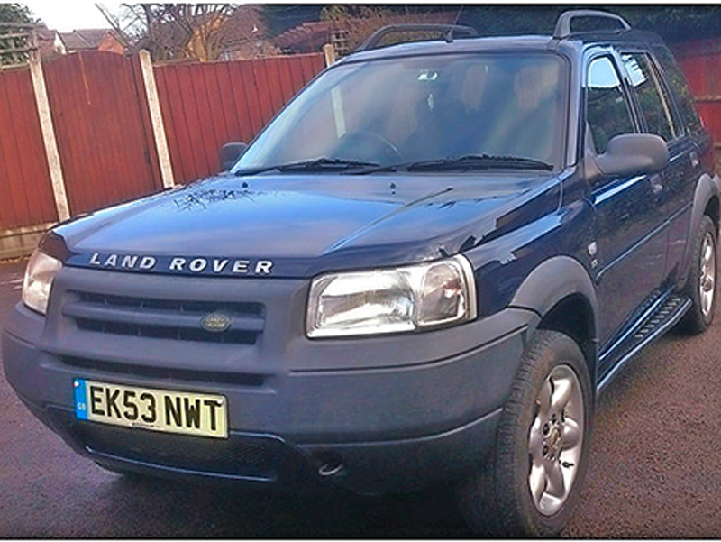 Ask Lro Why Does My 2003 Land Rover Freelander 1 Td4 Play