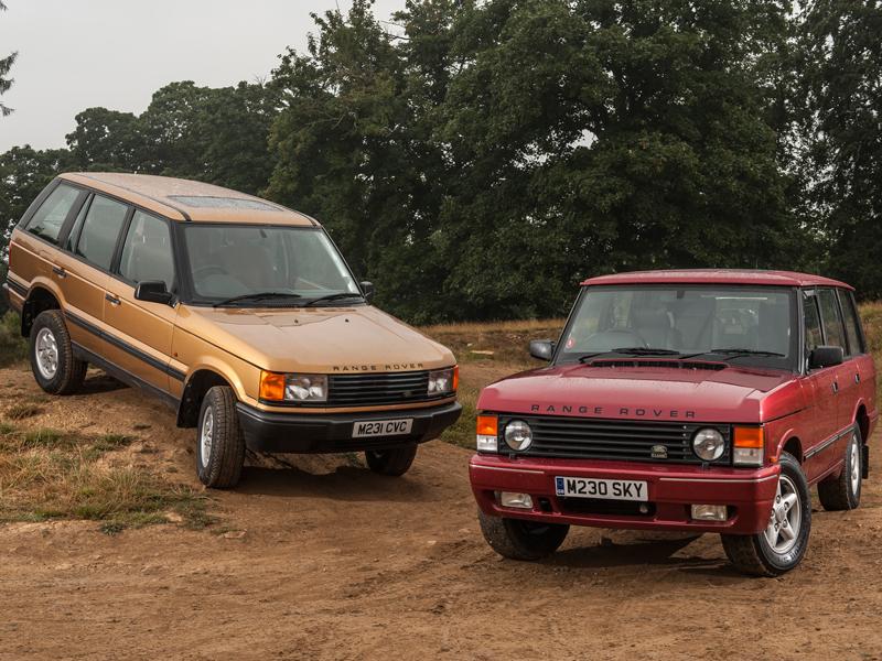 Range Rover Vs Land Rover >> Range Rover Classic Vs P38 Lro