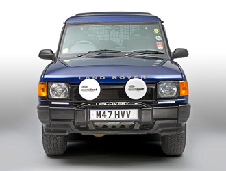 1989-1998 Land Rover Discovery 1 4x4 Review — LRO