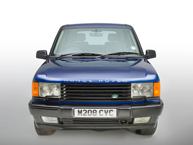 1994-2002 Land Rover Range Rover P38 4x4 Review — LRO on