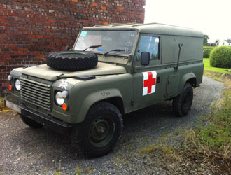 Land Rover Ex-Military 110 4x4 Review — LRO