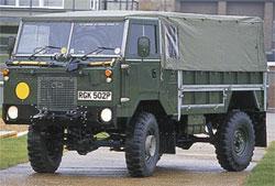 1972-78 land rover 101 forward control 4x4 review — lro
