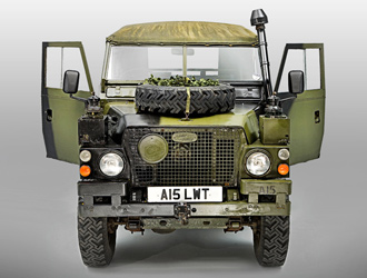 1968-84 Land Rover Ex-Military Lightweight 4x4 Review — LRO
