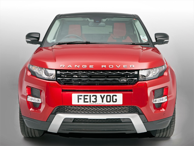 2011-on Range Rover Evoque 4x4 Review — LRO