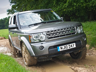 2009-on Land Rover Discovery 4 4x4 Review — LRO