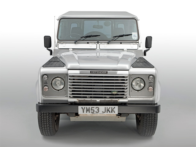 1998 2007 Land Rover Defender Td5 4x4 Review Lro