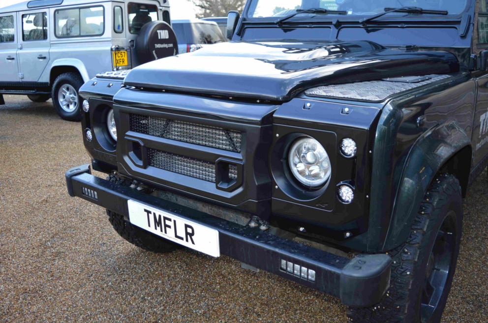 Land Rover Chassis And Body And Styling Lro