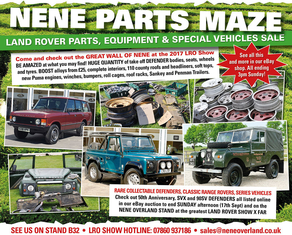 rovers page landrover issuu magazine by winter docs online roversnorth rover north parts land web