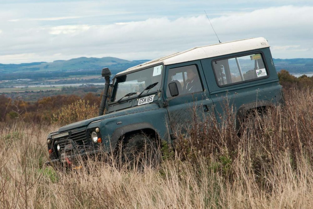Gordon and Lisa McCheyne take first place