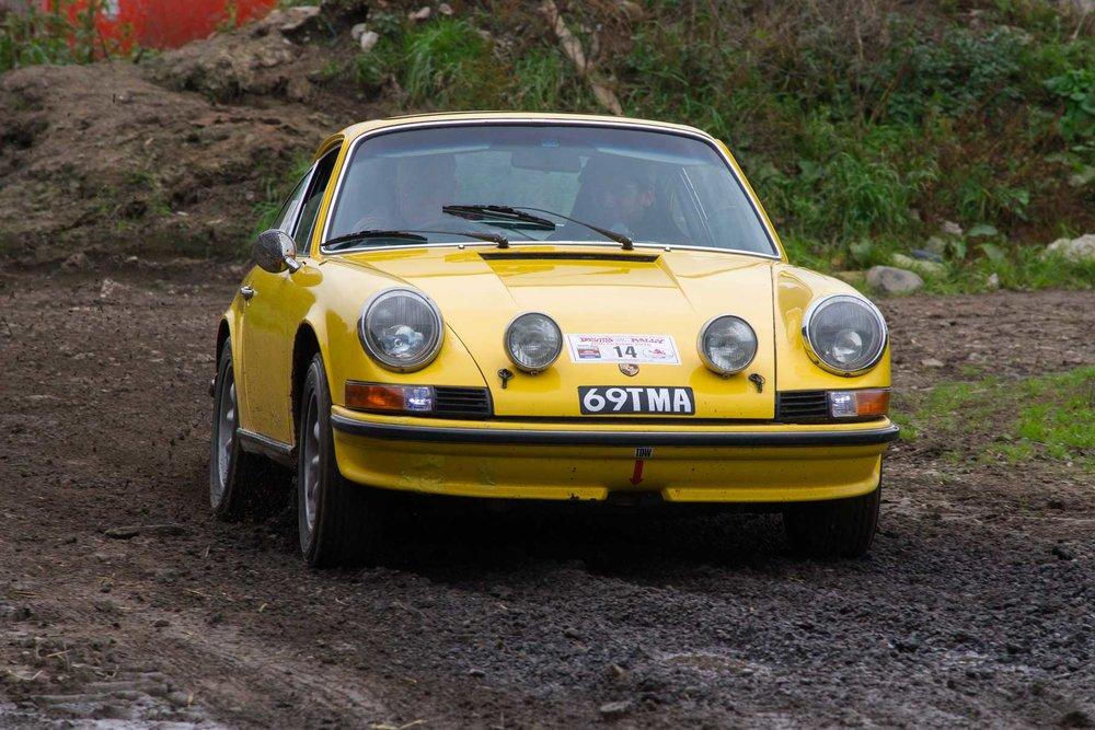 Roger & Leigh Powley, Porsche 911